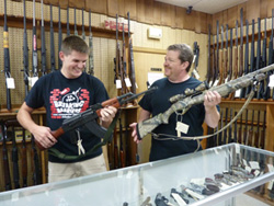 Mussers Gun Shop Staff
